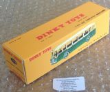 French Dinky #570 (29d) Autobus Parisienne - Reproduction Box